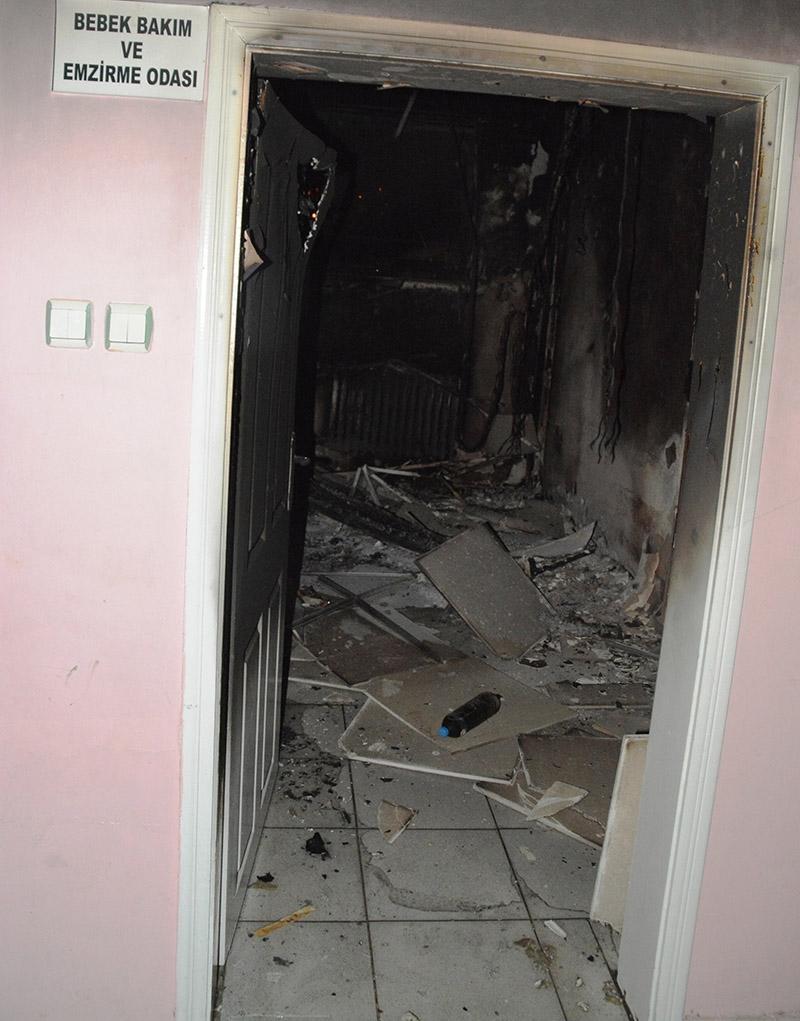 IŞİD bahanesiyle yaktılar yıktılar 97