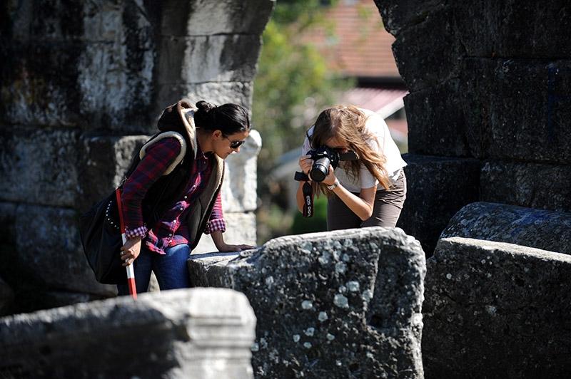 """""""Karadeniz'in Efes'i"""" merak uyandırıyor 1"""