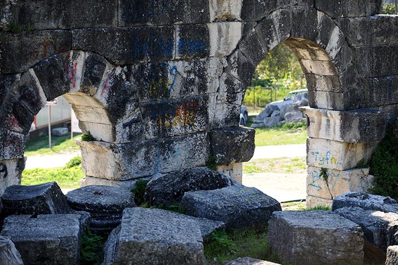 """""""Karadeniz'in Efes'i"""" merak uyandırıyor 7"""