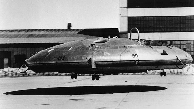 Dünya'nın en ilginç uçakları 1