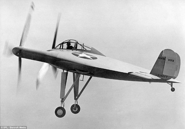 Dünya'nın en ilginç uçakları 15