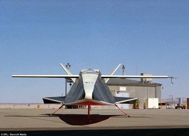 Dünya'nın en ilginç uçakları 16