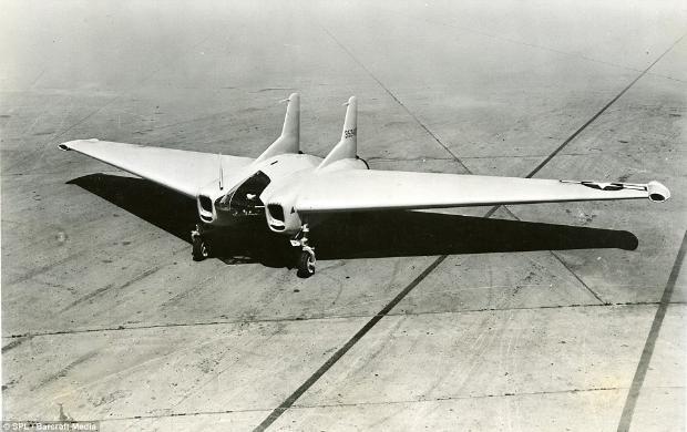 Dünya'nın en ilginç uçakları 18