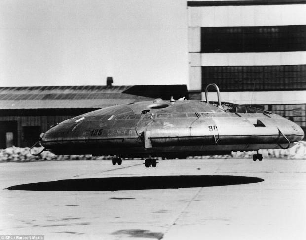 Dünya'nın en ilginç uçakları 19