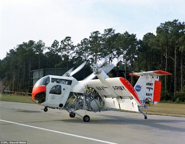 Dünya'nın en ilginç uçakları 21