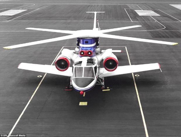 Dünya'nın en ilginç uçakları 3
