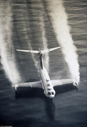 Dünya'nın en ilginç uçakları 8