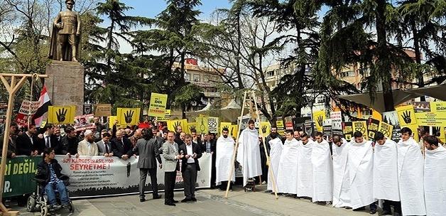 Mısır'daki idam kararlarına sessiz kalmadılar 1