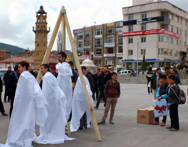 Mısır'daki idam kararlarına sessiz kalmadılar 17
