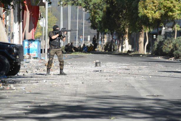 Siirt'te asker sokağa indi 9