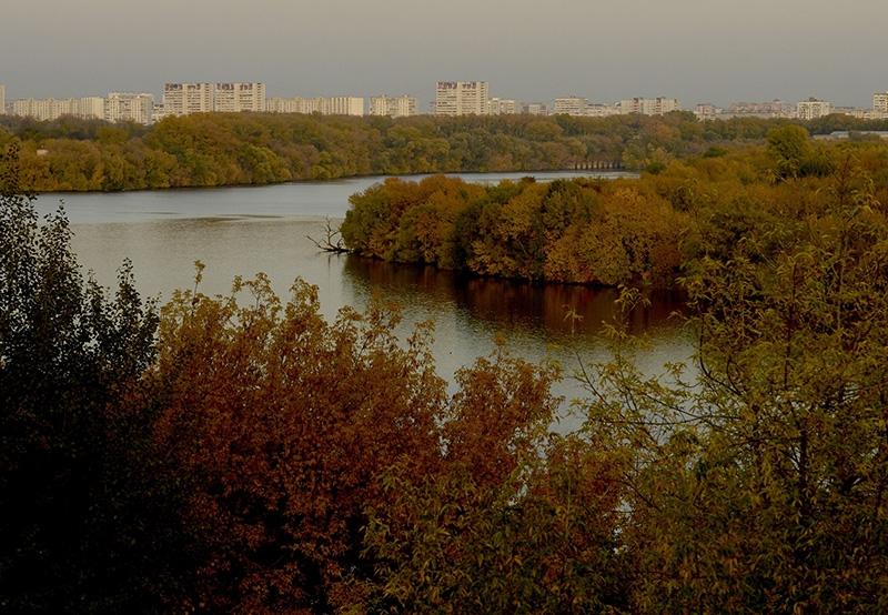 Moskova'da altın bahar 29