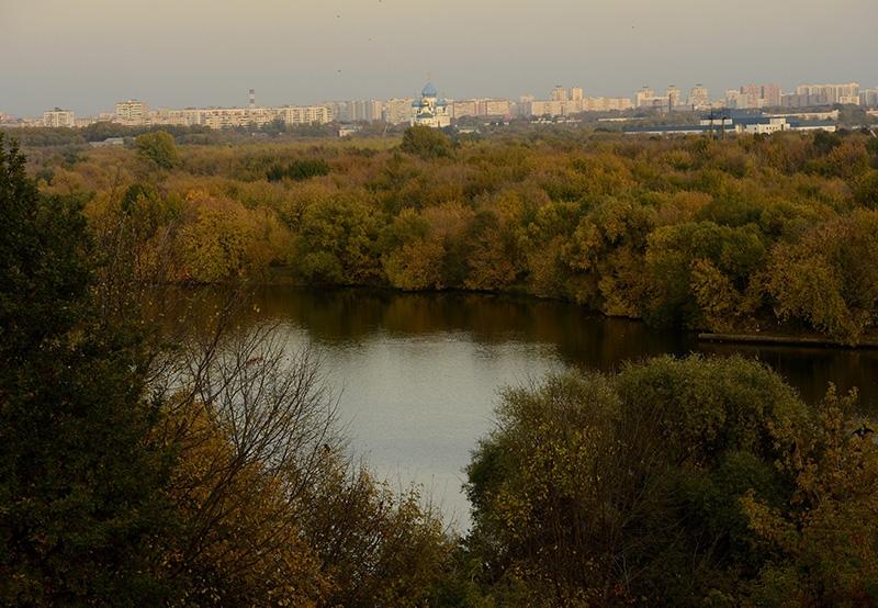Moskova'da altın bahar 31