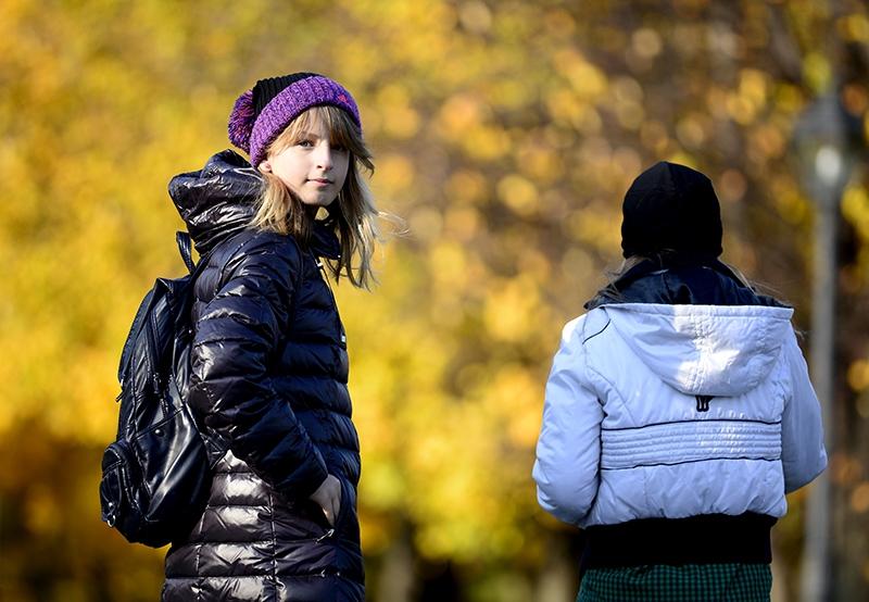 Moskova'da altın bahar 6