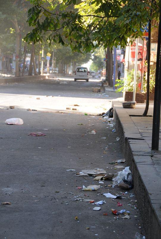 IŞİD bahanesiyle izinsiz gösteriler 21