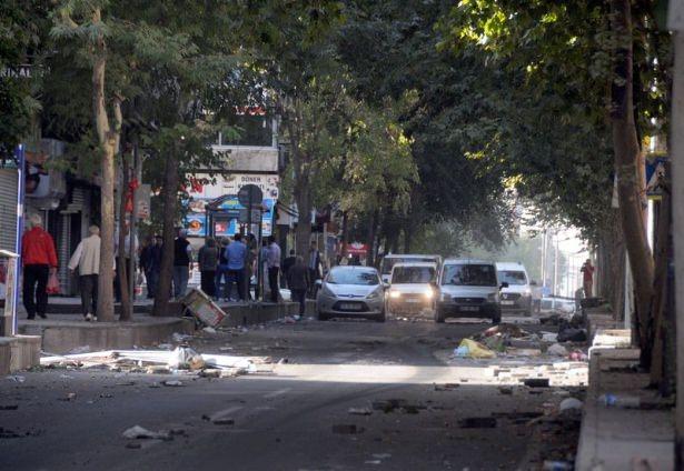 IŞİD bahanesiyle izinsiz gösteriler 34