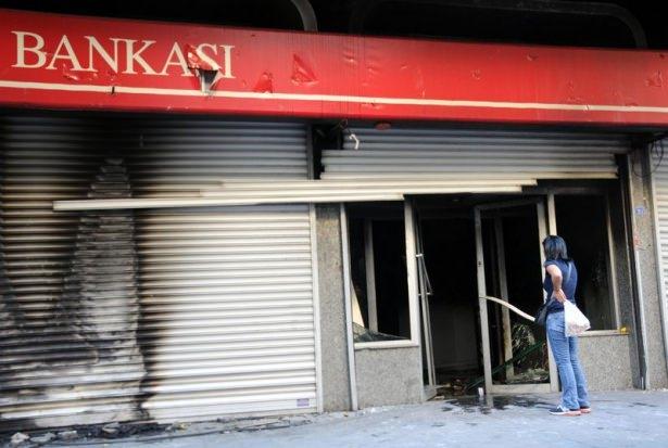 IŞİD bahanesiyle izinsiz gösteriler 45