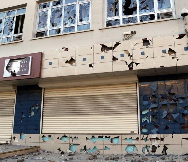 IŞİD bahanesiyle izinsiz gösteriler 52