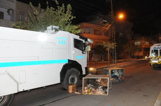 IŞİD bahanesiyle izinsiz gösteriler 81