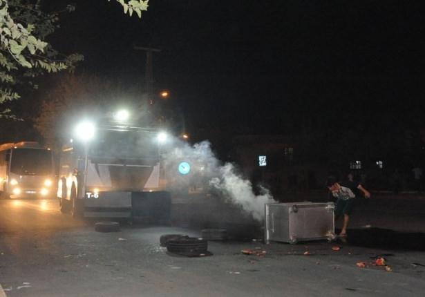 IŞİD bahanesiyle izinsiz gösteriler 87