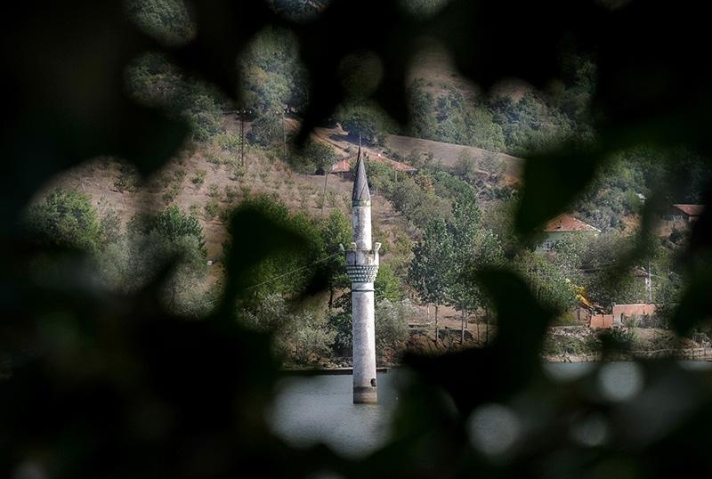 """Kızılırmak'taki """"batık minare"""" 3"""