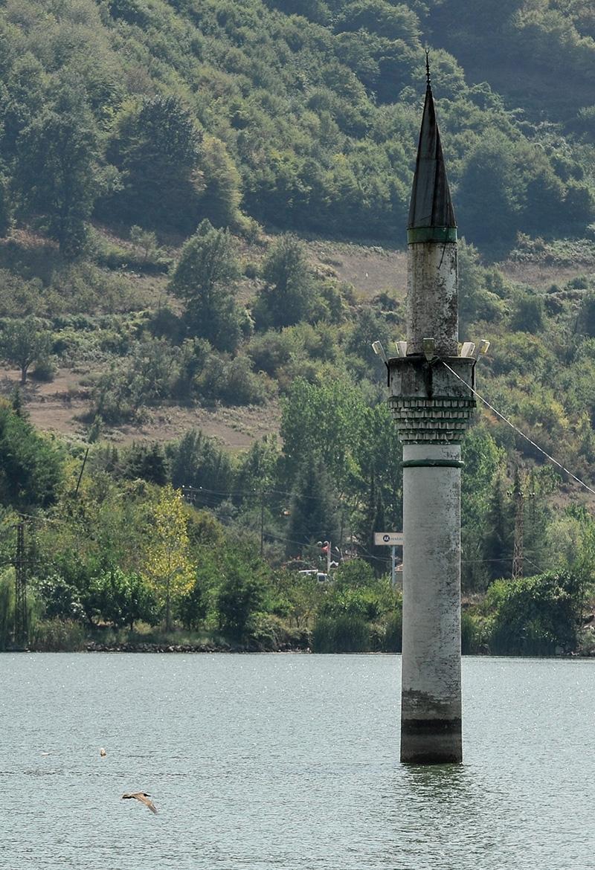 """Kızılırmak'taki """"batık minare"""" 7"""