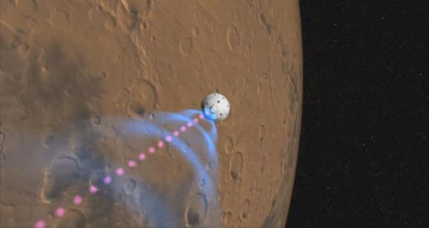 Curiosity'nin Mars'tan çektiği fotoğraflar 15