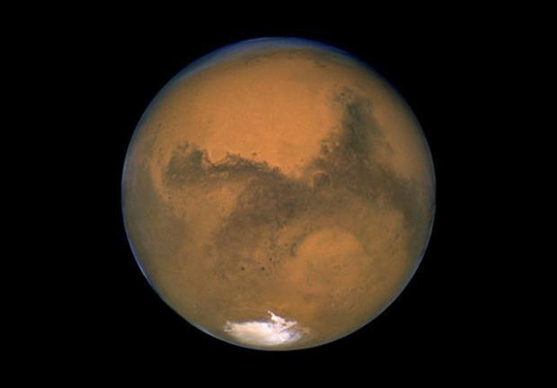 Curiosity'nin Mars'tan çektiği fotoğraflar 16