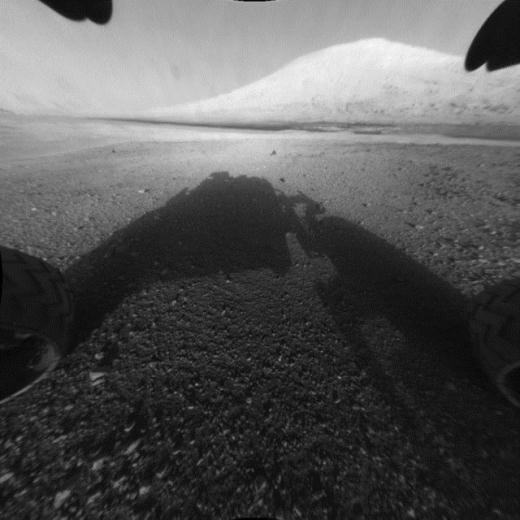 Curiosity'nin Mars'tan çektiği fotoğraflar 18