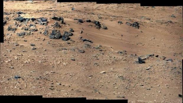 Curiosity'nin Mars'tan çektiği fotoğraflar 2
