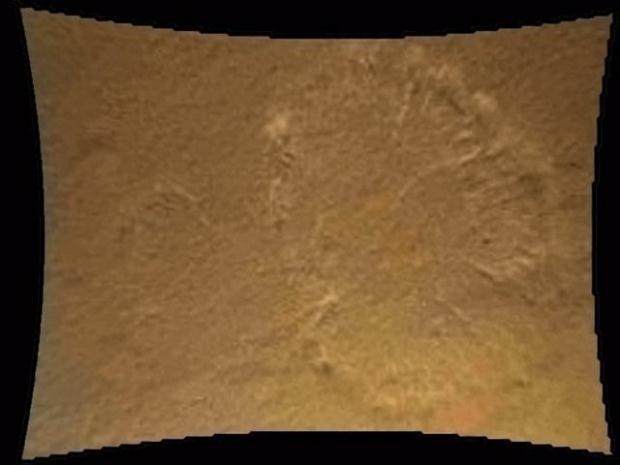 Curiosity'nin Mars'tan çektiği fotoğraflar 22