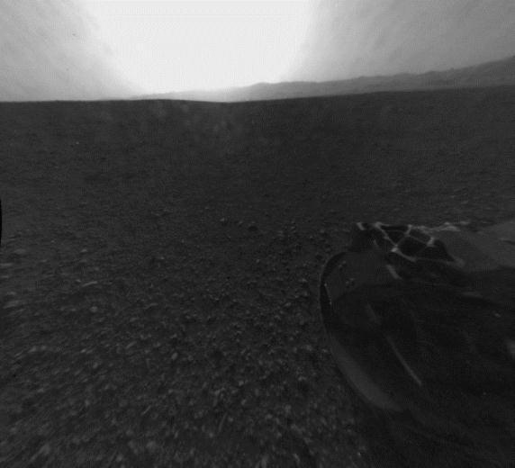 Curiosity'nin Mars'tan çektiği fotoğraflar 23