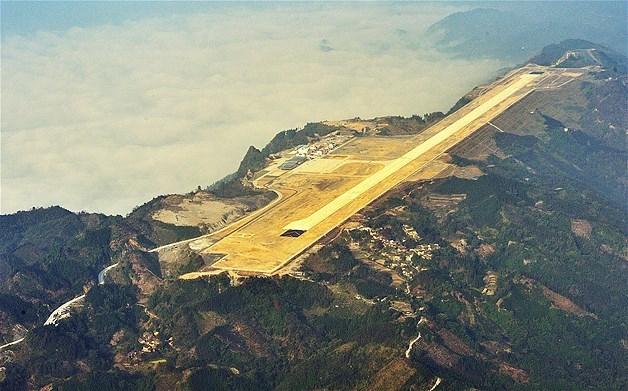 Tüyler ürperten havaalanları 12