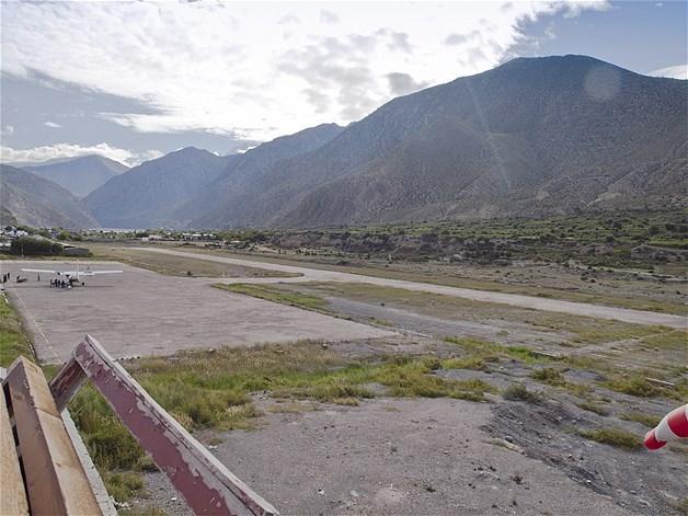 Tüyler ürperten havaalanları 15