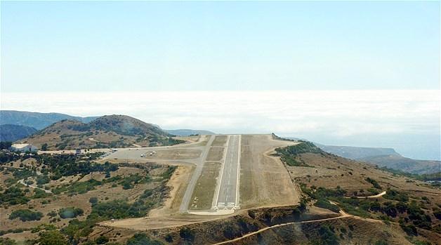 Tüyler ürperten havaalanları 17