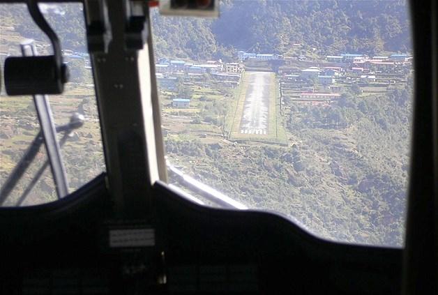 Tüyler ürperten havaalanları 8