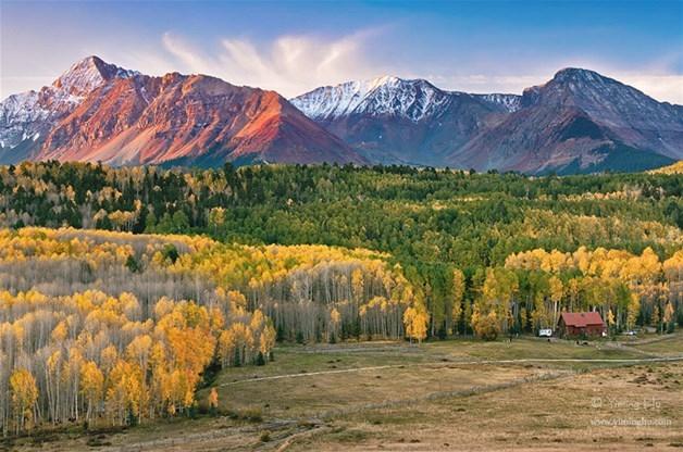 Doğa harikası manzaralar 11