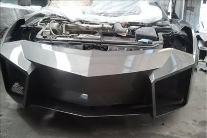 Lamborghini görünümlü Mitsubishi 47