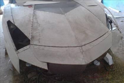 Lamborghini görünümlü Mitsubishi 8