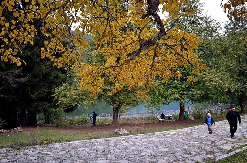 Karagöl'de sonbahar bir başka 14