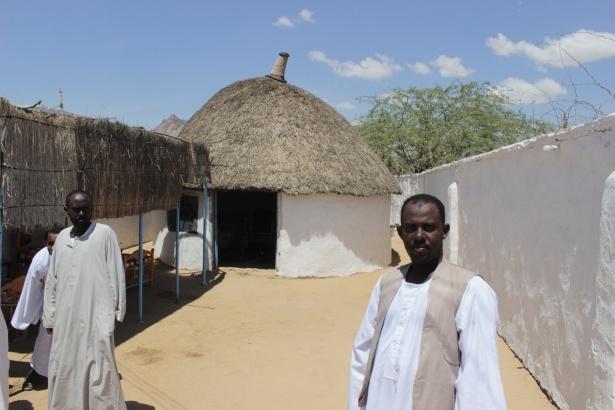 Afrika'nın en büyüğü Sudan'da bayram 11