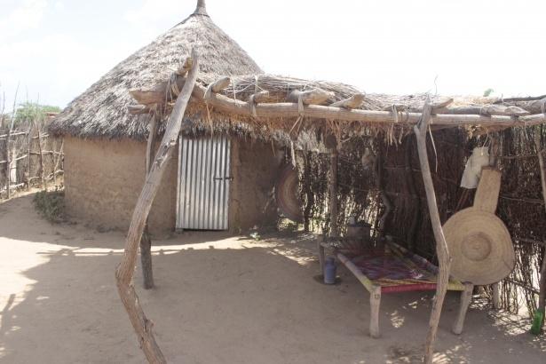 Afrika'nın en büyüğü Sudan'da bayram 16