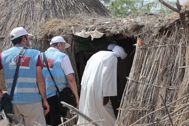 Afrika'nın en büyüğü Sudan'da bayram 18