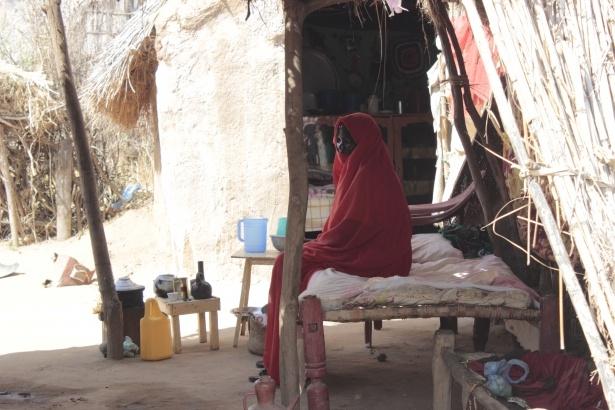 Afrika'nın en büyüğü Sudan'da bayram 19