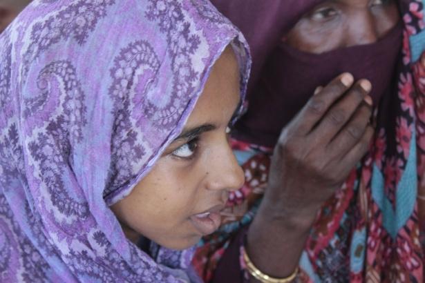 Afrika'nın en büyüğü Sudan'da bayram 20
