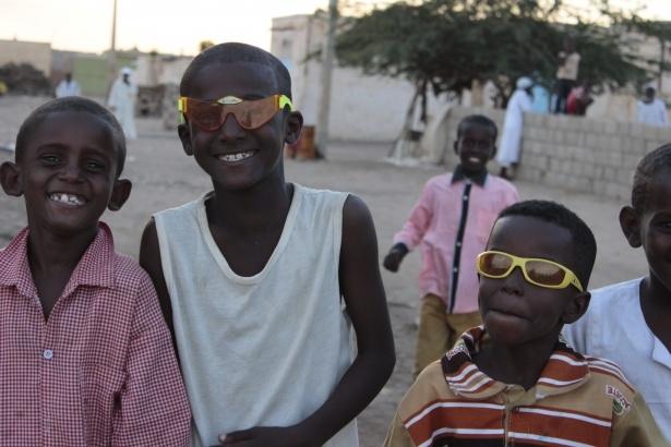 Afrika'nın en büyüğü Sudan'da bayram 24