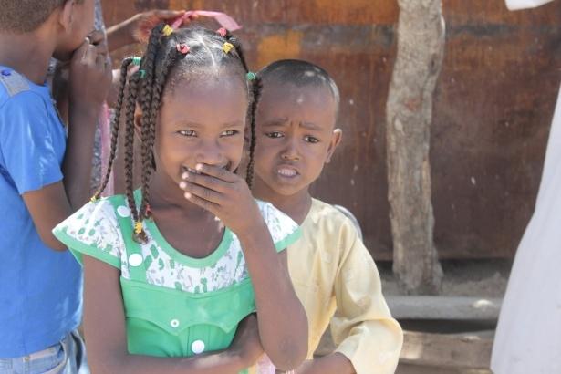 Afrika'nın en büyüğü Sudan'da bayram 29