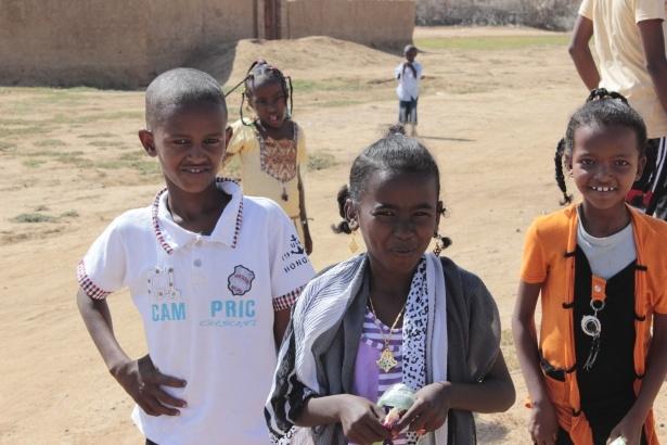 Afrika'nın en büyüğü Sudan'da bayram 32