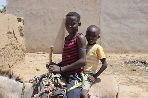 Afrika'nın en büyüğü Sudan'da bayram 33