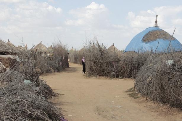 Afrika'nın en büyüğü Sudan'da bayram 9