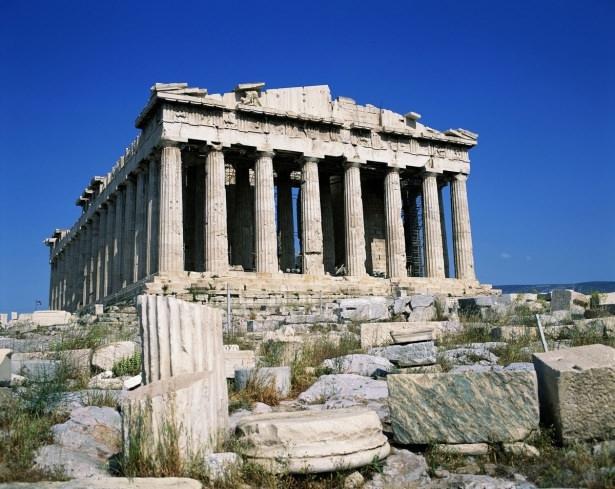Tarihi mekanları bir de böyle görün 13